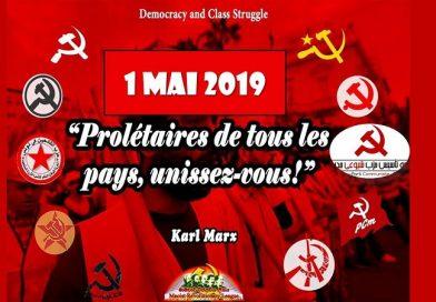 红色的五一,国际主义的五一  – 2019年五一国际劳动节