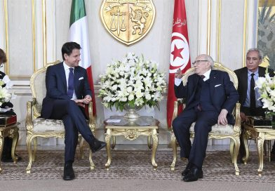 International statement on the Italian/Tunisian imperialist meeting