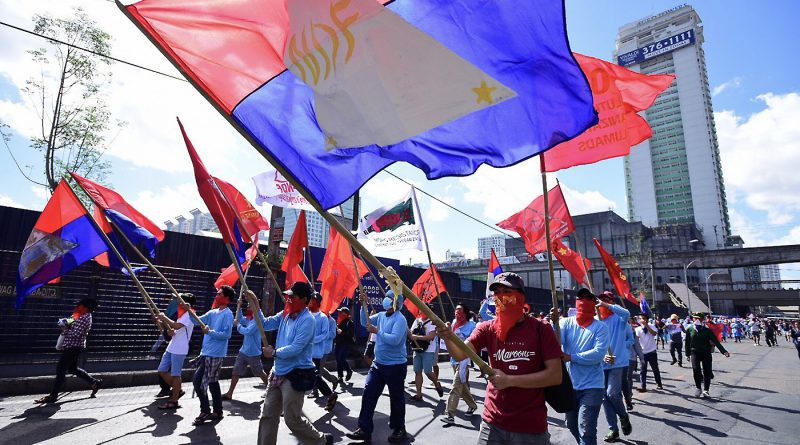 NDF-EV calls on people of Leyte to fight scheme to militarize civilian government for Duterte's dictatorship