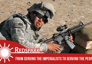Redspark Interview #3: From Serving the Imperialists to Serving the People