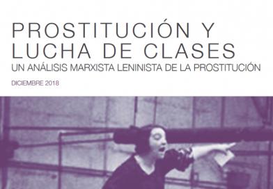 Prostitución y Lucha de Clases