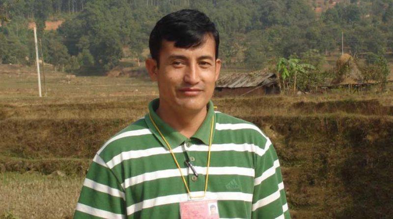 Un cadre dirigeant du PCN dirigé par Chand arrêté