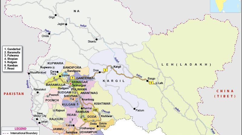 KPI (maoistička) dala otvorenu podršku borbi za nacionalno samoopredjeljenje Kašmira