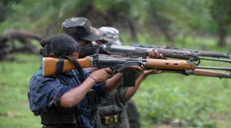 Kadrovi KPI (maoističke) ubili dva policajca tokom okršaja u okrugu Ranči