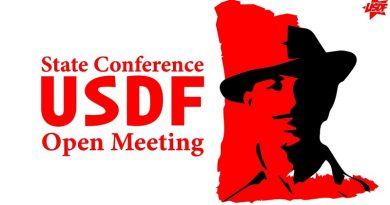 USDF 3rd State Conference