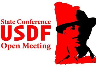 Treća državna konferencija USDF-a