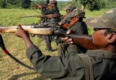 CPI Maoist Led PLGA Engage Government Forces In Rayagada District
