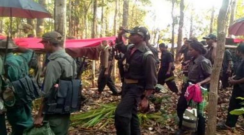 CPI Maoist Issue Statement Countering Police Account Of March 21st Encounter With PLGA In Chhattisgarh