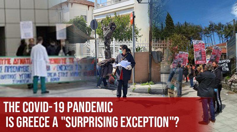 Épidémie de Covid-19 : la Grèce est-elle une « surprenante exception ? »