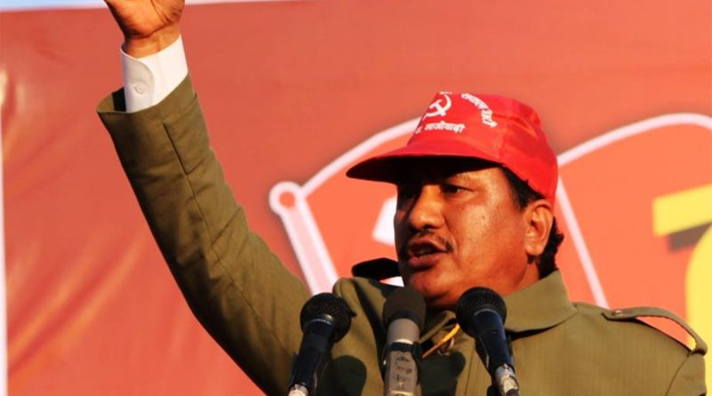 Chand Led CPN Accuses Government Of Nepal Of Corruption And Mishandling Of COVID-19 Crisis