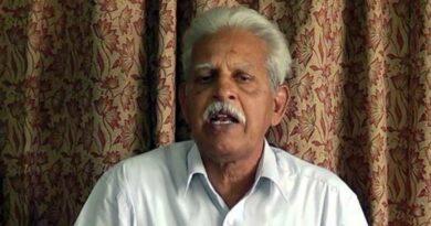 Le prisonnier politique Varavara Rao testé positif au COVID-19