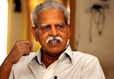 Political Prisoner Varavara Rao's Health Condition Has Turned Critical