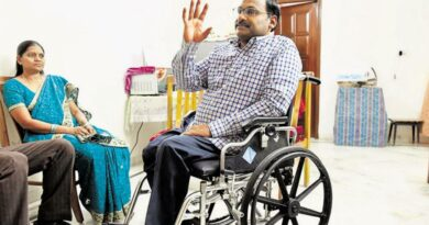 Political Prisoner G N Saibaba Petitions Bombay High Court For Emergency Parole