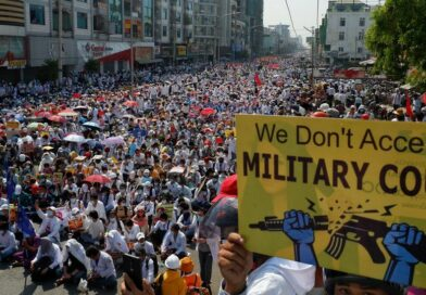 CPP: Salute And Solidarity With The Struggle Of The People Of Myanmar