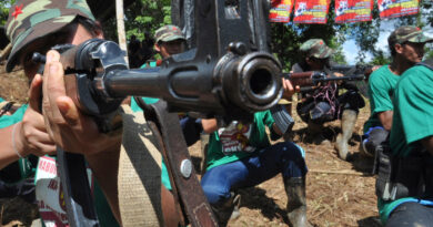 NPA: Statement By Armando Sumayang Command On April 3rd Ambush In Negros Occidental Province