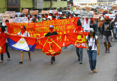 Kabataang Makabayan Continues Its Valiant Fight Against Fascism And Tyranny