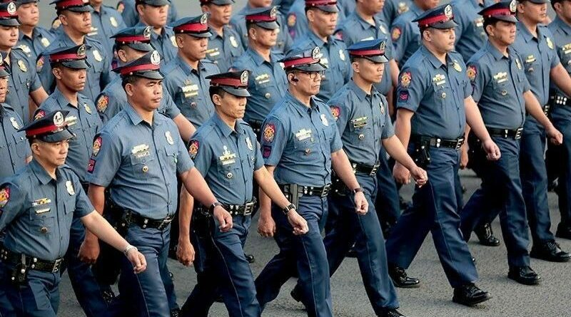 Covid-19 Positive PNP Troops Deployed Against Protestors In Quezon City Was A Danger To The Public