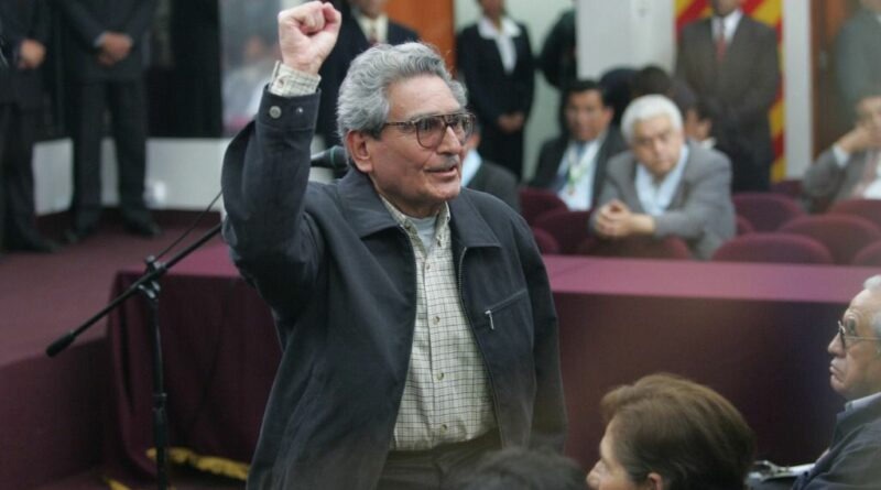 印共(毛)呼吁进行要求释放阿维马埃尔·古斯曼博士的全球行动