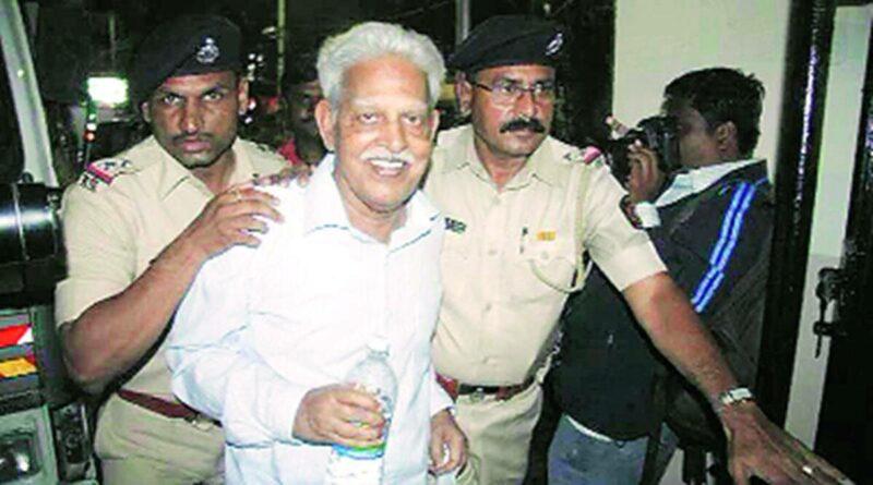 Bombay HC Extends Political Prisoner Varavara Rao's Medical Bail To September 24