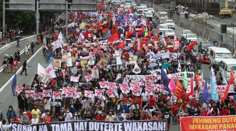 CPP: Ousting Corrupt And Inept Duterte Is Best Way Out Of Worsening Pandemic