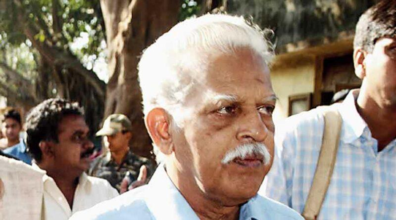 Bombay HC Extends Political Prisoner Varavara Rao's Bail Till October 28