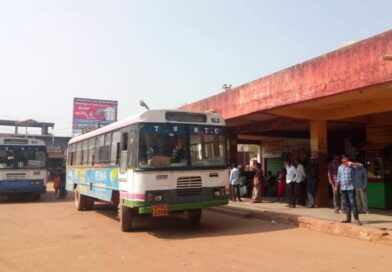 Bus Service In Bhadradri Kothagudem District Partially Disrupted By CPI (Maoist) Bandh